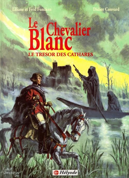 Couverture de Le chevalier blanc -10- Le trésor des cathares
