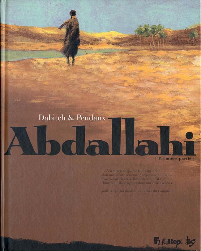 Couverture de Abdallahi -1- Dans l'intimité des terres