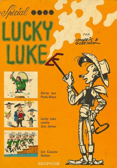 Couverture de Lucky Luke (Intégrale Dupuis/Dargaud) -4- Spécial ****