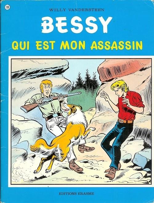 Couverture de Bessy -130- Qui est mon assassin