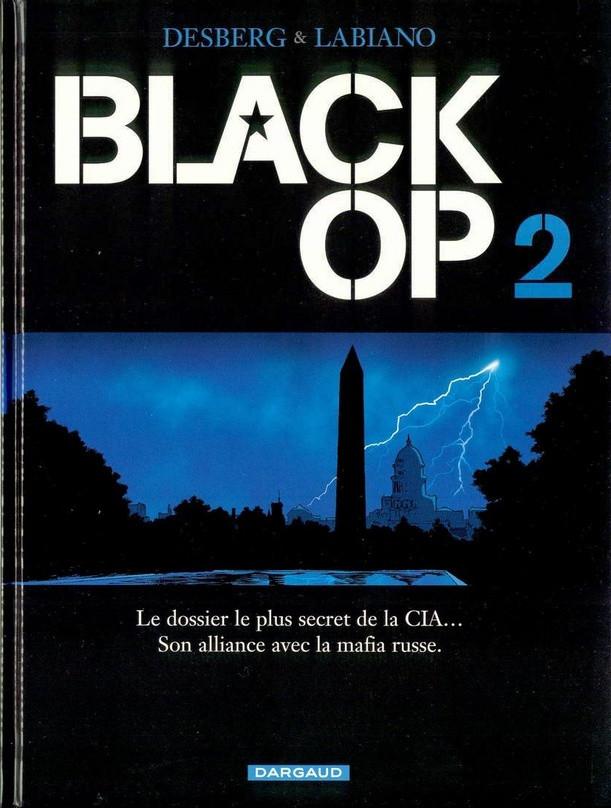 Couverture de Black Op -2- Tome 2