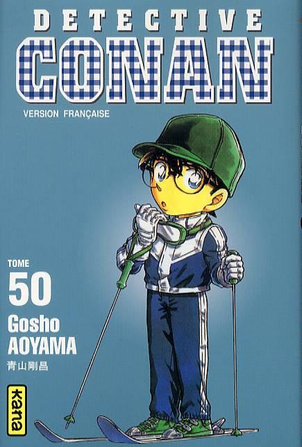 Couverture de Détective Conan -50- Tome 50