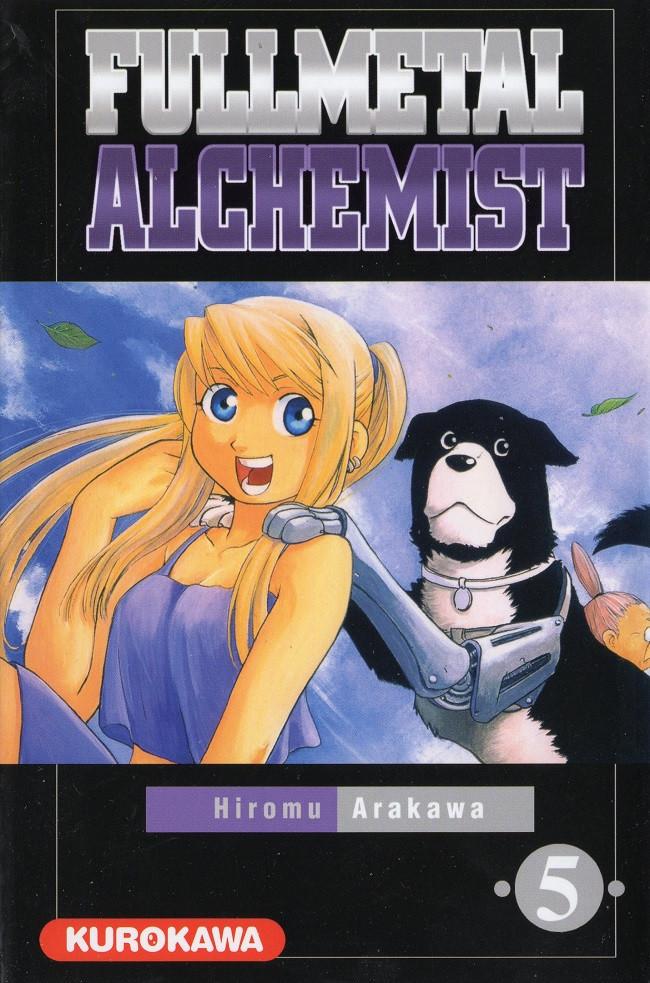 Couverture de FullMetal Alchemist -5- Tome 5