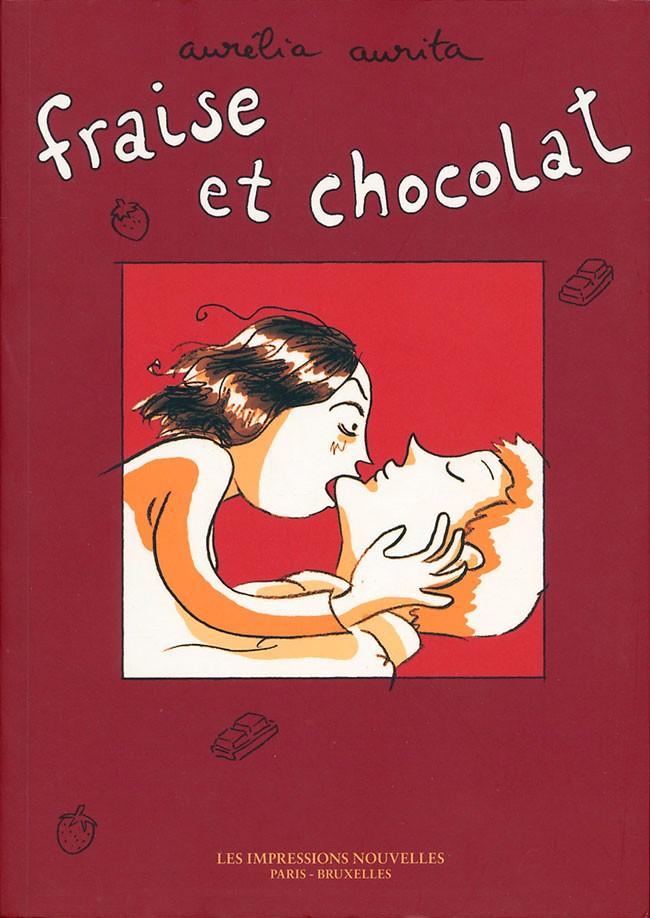 Couverture de Fraise et chocolat - Tome 1