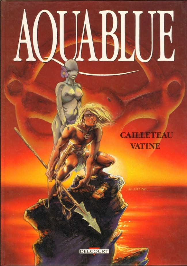 Couverture de Aquablue - Tome 1