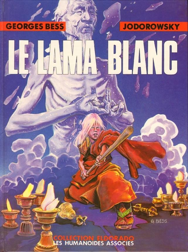 Le lama blanc - les 6 tomes