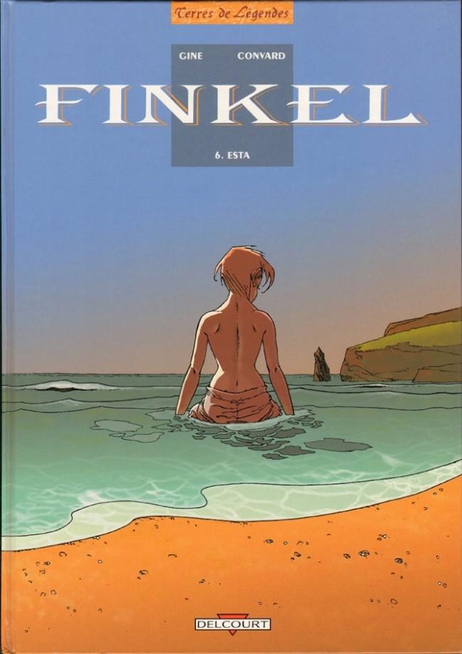 Couverture de Finkel -6- Esta