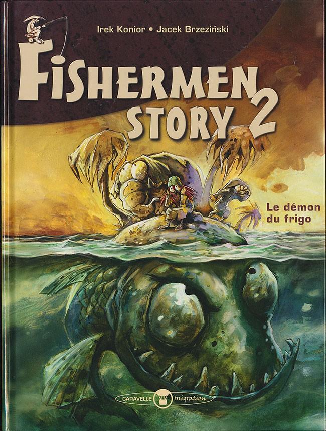 Fishermen Story Tomes 1 et 2