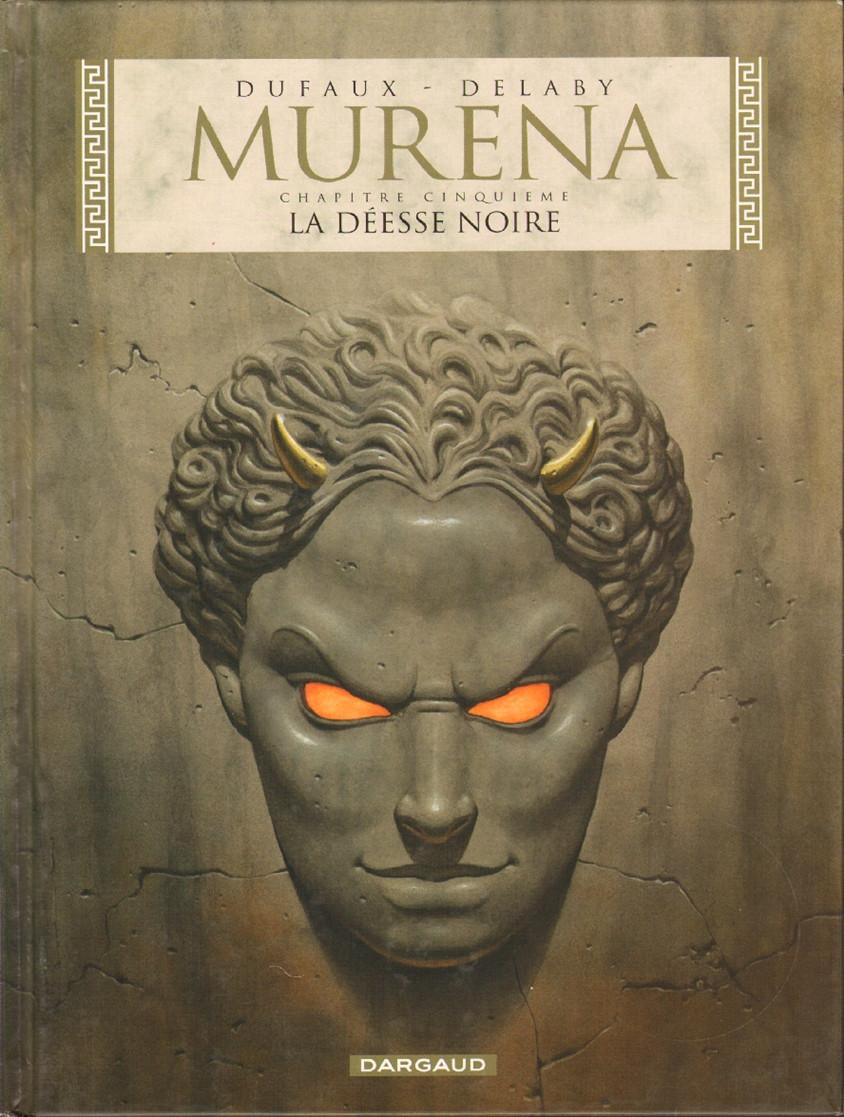 Couverture de Murena -5- La Déesse Noire