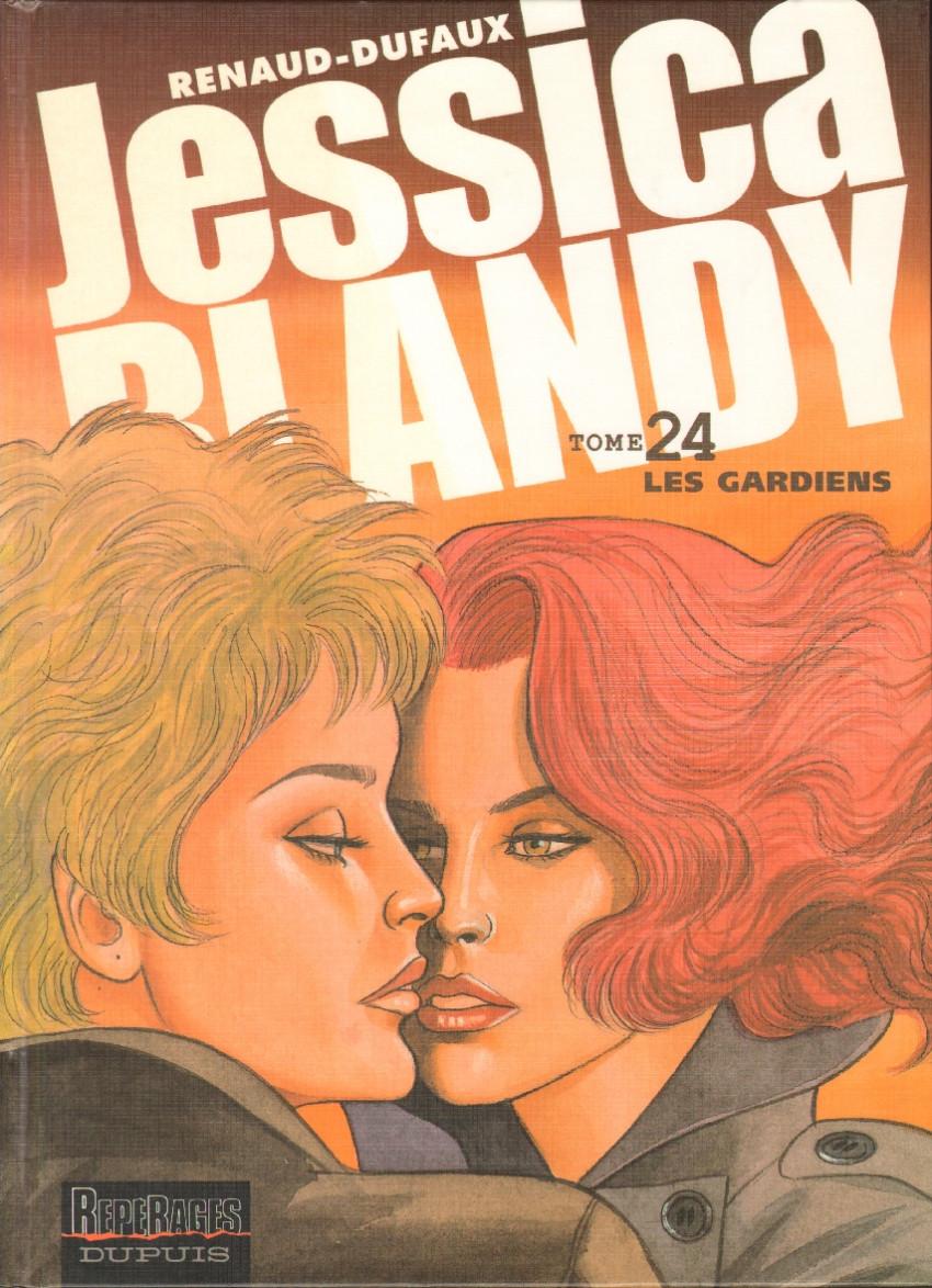 Couverture de Jessica Blandy -24- Les gardiens