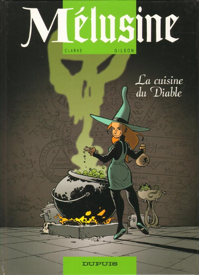 Couverture de Mélusine -14- La cuisine du diable
