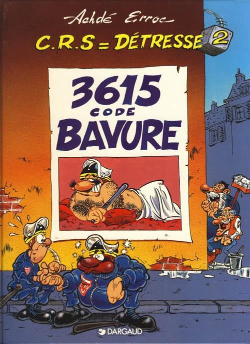 CRS = Détresse - 12 tomes