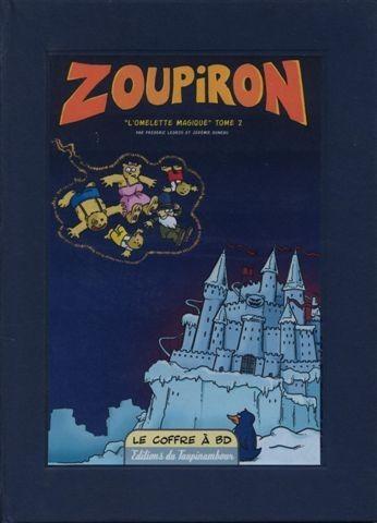 Couverture de Zoupiron -2- L'Omelette Magique