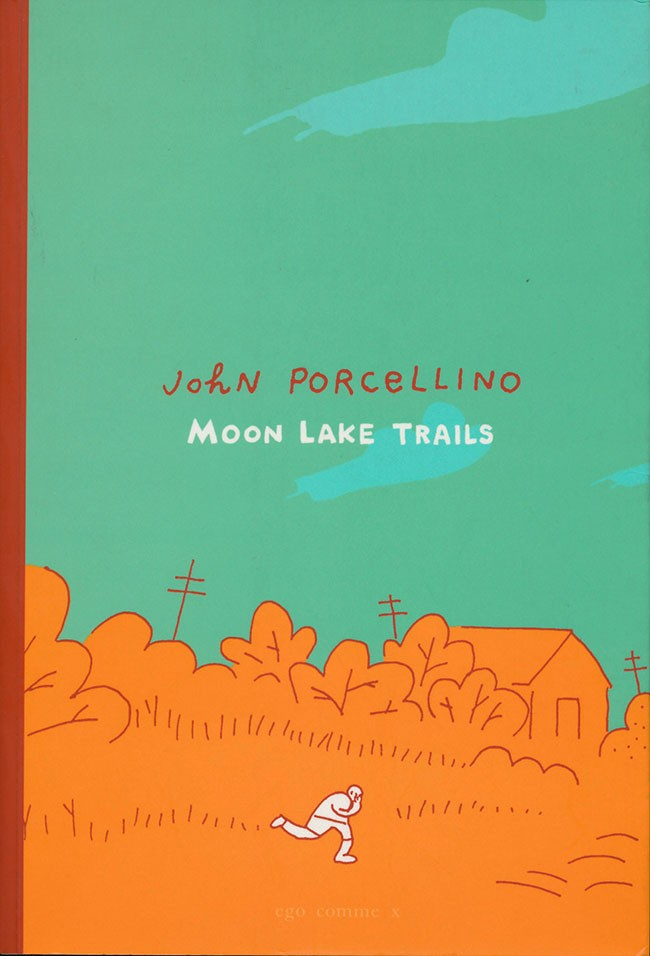 Couverture de Moon Lake Trails