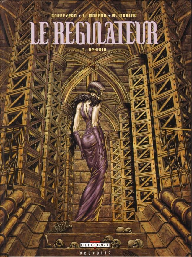 Le régulateur - les 6 tomes