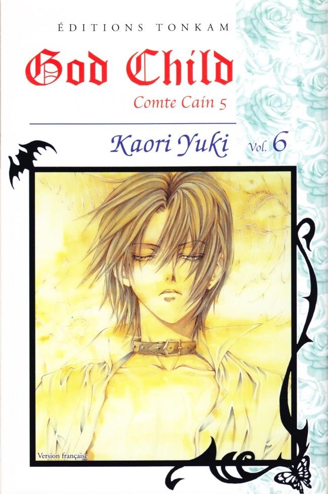 Couverture de Comte Cain / Comte Cain - God Child -56- God Child vol. 6