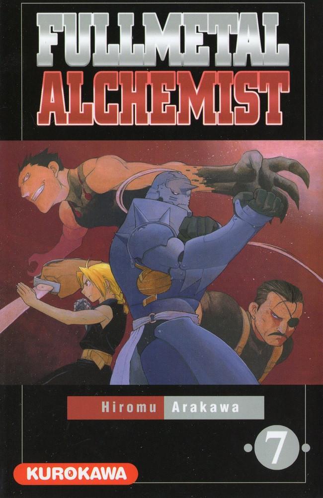 Couverture de FullMetal Alchemist -7- Les Bêtes de Dublith