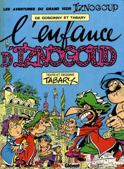 Couverture de Iznogoud -15- L'enfance d'Iznogoud