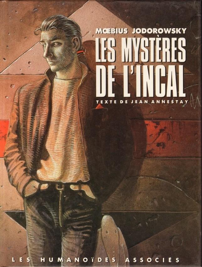Couverture de L'incal - Une aventure de John Difool -HS- Les Mystères de l'Incal