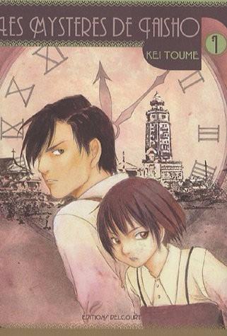 Couverture de Les mystères de Taisho -1- Volume 1