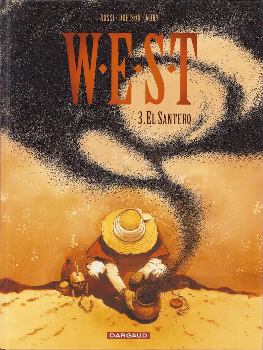 Couverture de W.E.S.T -3- El Santero