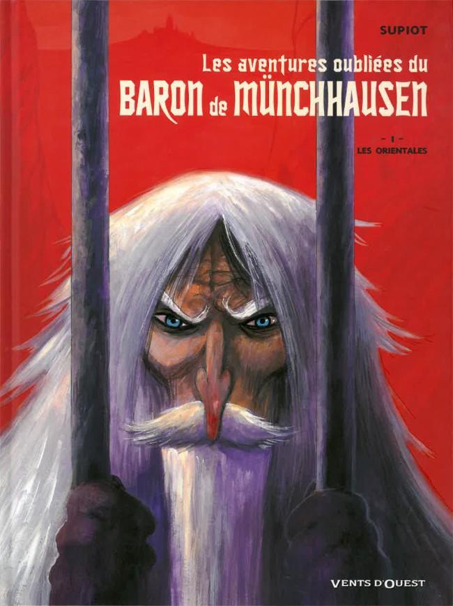 Les aventures oubliées du baron de Münchhausen - 2 tomes