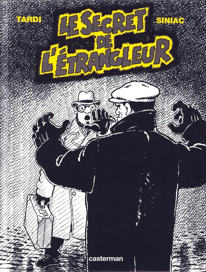 Couverture de L'Étrangleur -INT- Le Secret de l'étrangleur
