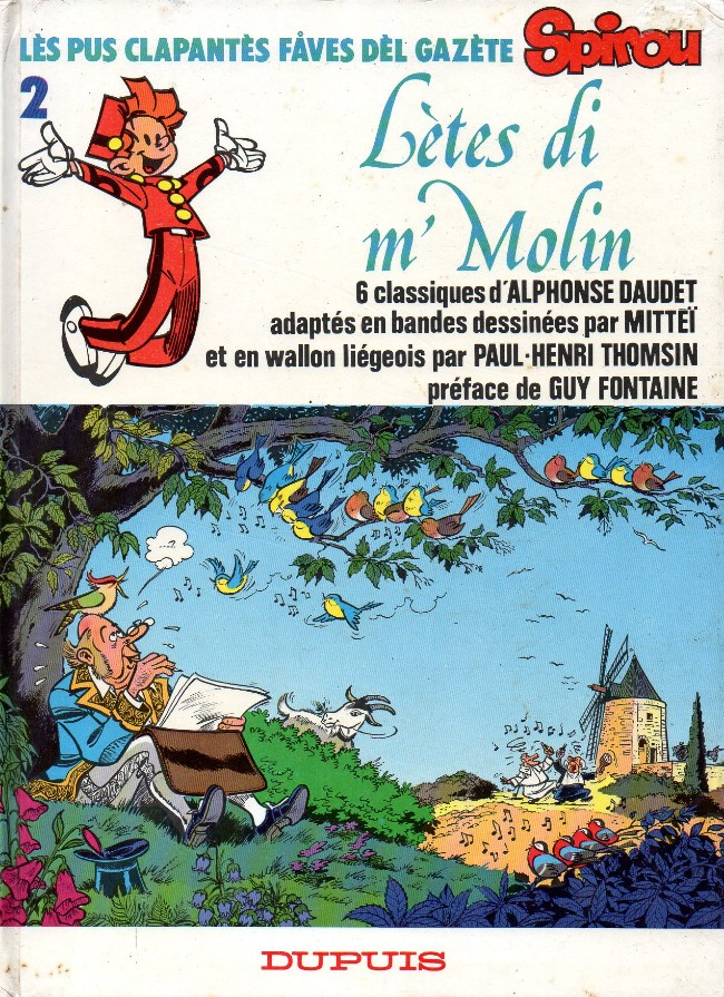 Les lettres de mon Moulin - 2 tomes