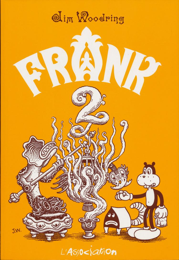 Couverture de Frank -2- Frank 2