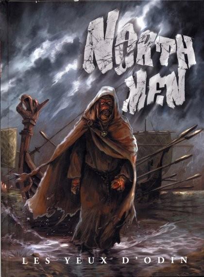 Couverture de Northmen -1- Les yeux d'Odin