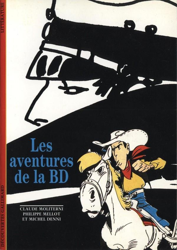 Couverture de (DOC) Études et essais divers - Les aventures de la BD