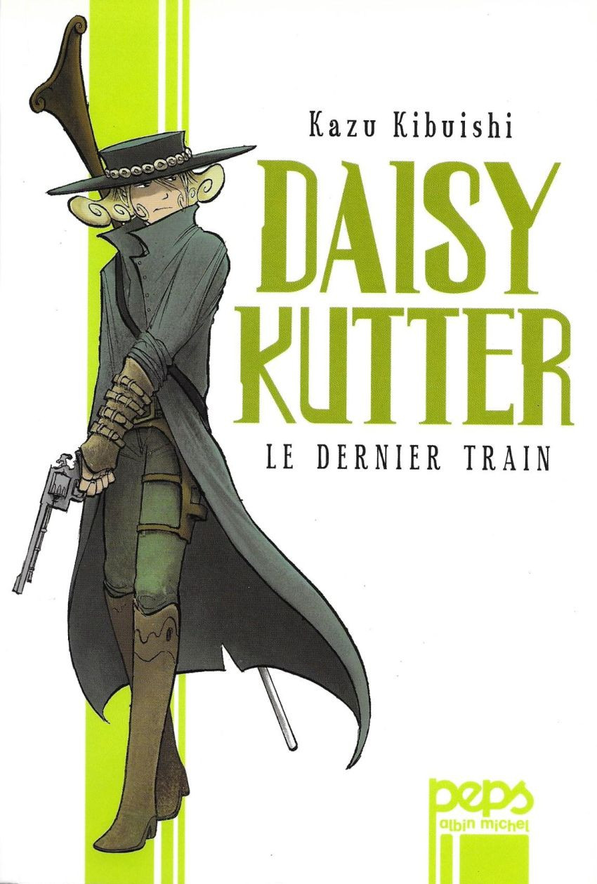 Couverture de Daisy Kutter - Le dernier train