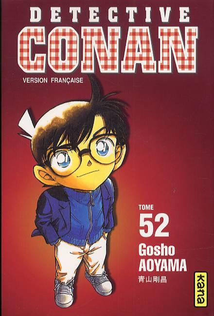 Couverture de Détective Conan -52- Tome 52