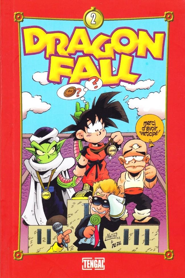 Couverture de Dragon Fall -2- Soson et Végétal