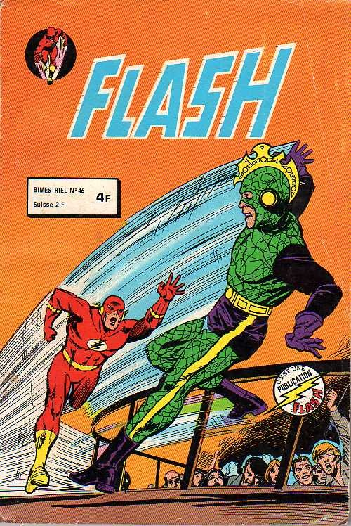 Couverture de Flash (Arédit - Pop Magazine/Cosmos/Flash) -46- Flash 46