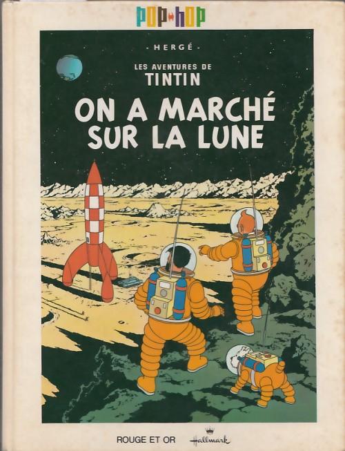 Souvent Tintin (Pop-Hop) - BD, informations, cotes QJ57