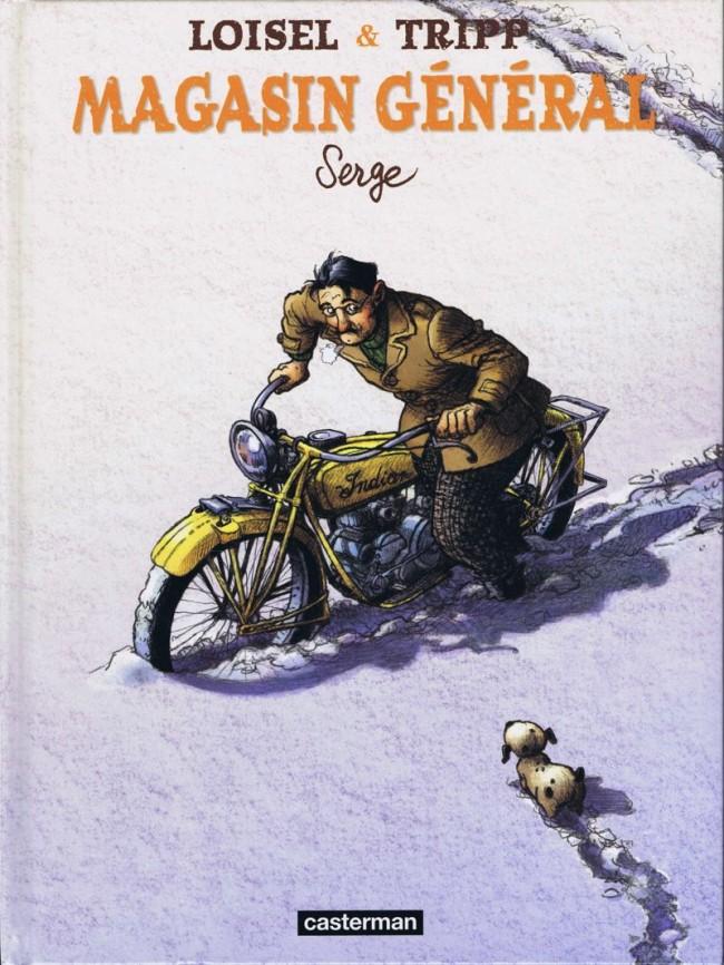 Couverture de Magasin général -2- Serge