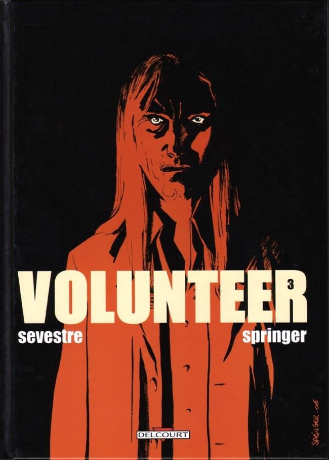 Couverture de Volunteer -3- Volunteer - 3