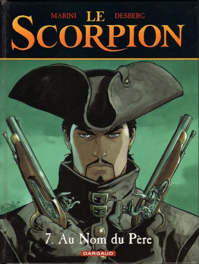 Couverture de Le scorpion -7- Au Nom du Père