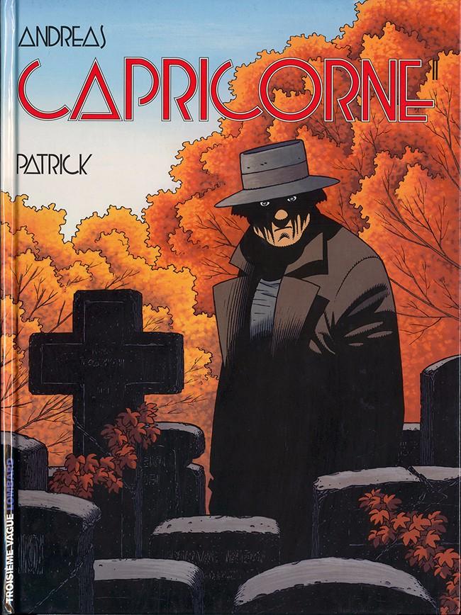 Couverture de Capricorne -11- Patrick