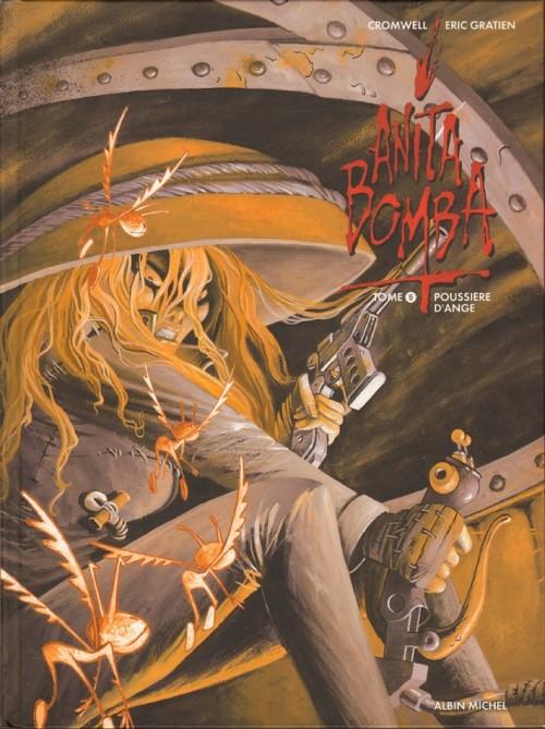 Couverture de Anita Bomba -5- Poussière d'ange