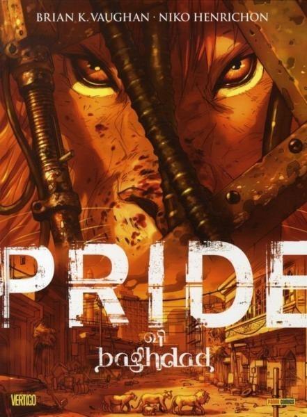 Couverture de Pride of Baghdad