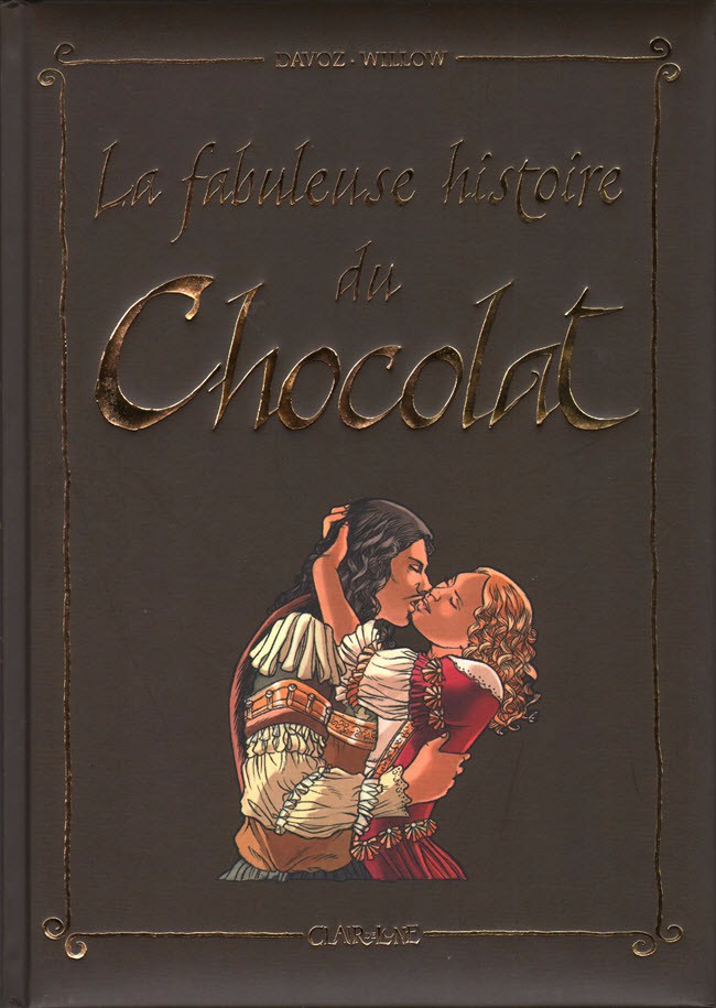 Relativ La fabuleuse histoire du chocolat -1 TT84