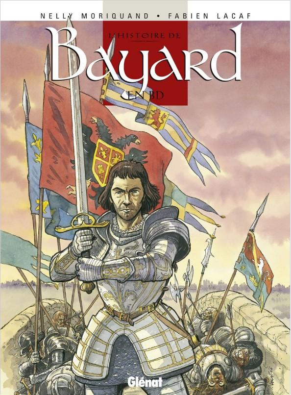 Couverture de Bayard - L'histoire de Bayard en BD