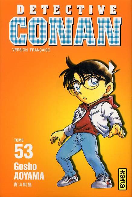 Couverture de Détective Conan -53- Tome 53