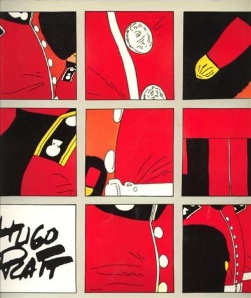 Couverture de (AUT) Pratt, Hugo (en italien) -Cat- Hugo Pratt