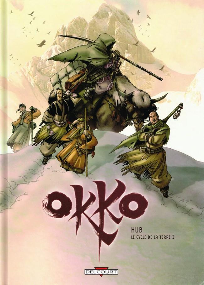 Couverture de Okko -3- Le cycle de la terre I