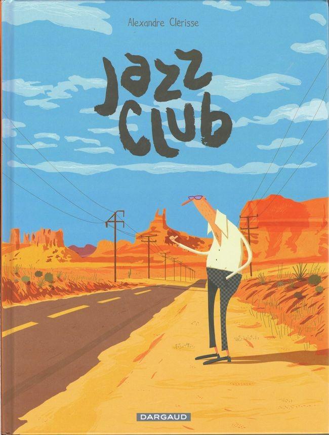 Couverture de Jazz Club