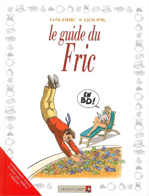 Couverture de Le guide -27- Le guide du Fric