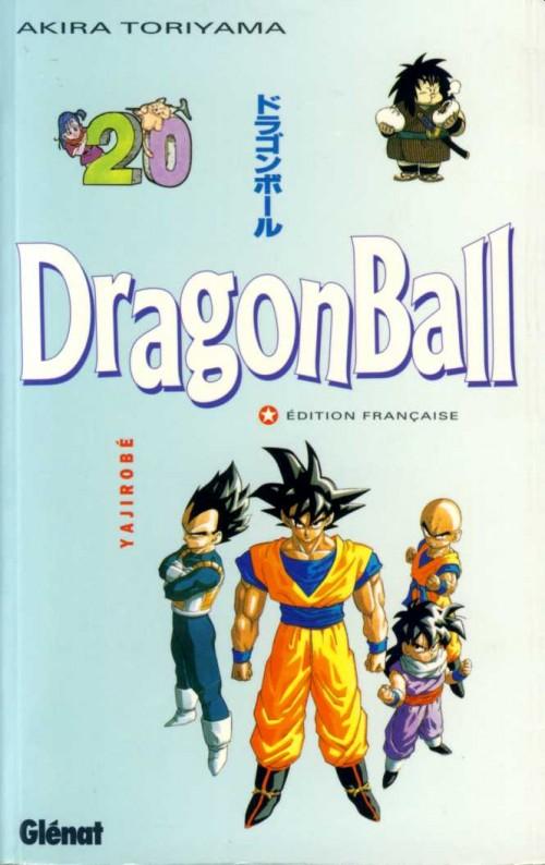 Couverture de Dragon Ball (Albums doubles de 1993 à 2000) -20- Yajirobé